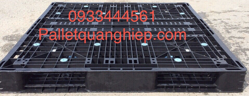 Pallet Quang Hiệp 1111X11 HAI MẶT